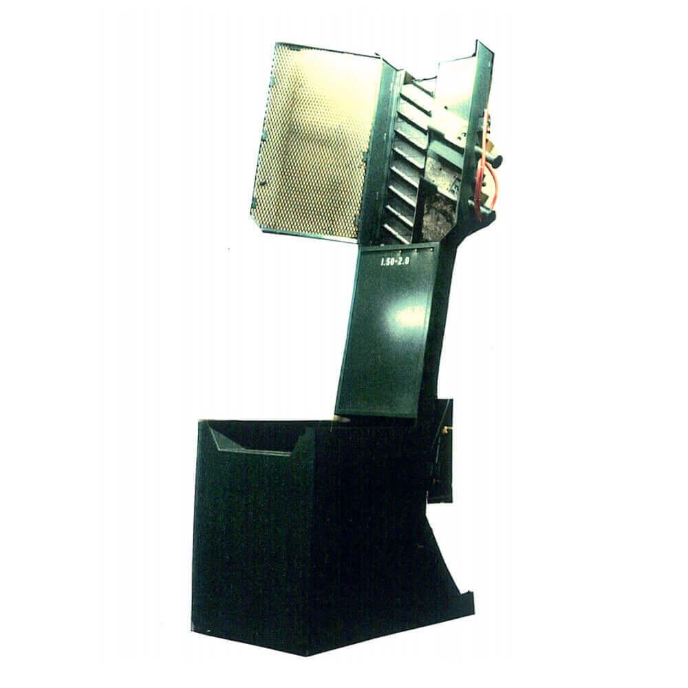 SO09336 - 2400-C Custom Feeder Feeding Forged Gear Blanks to Centerless Grinder