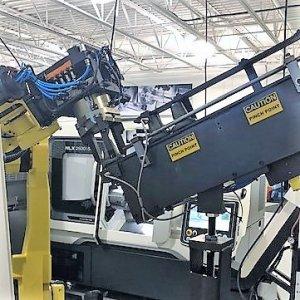 Robotic Loading & Pick-off