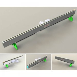 Precision Conveyors (Dual Round Belt)